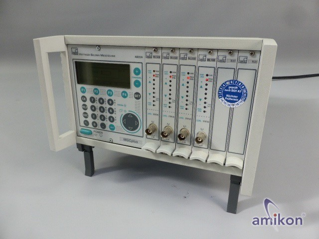 HBM Hottinger Baldwin Messtechnik MGCplus AB22A Messverstärkersystem 801028096