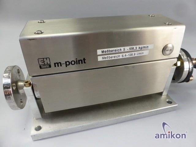 Endress + Hauser Masse-Durchfluss-Mengenzähler Flowtec DQ 600  Hover