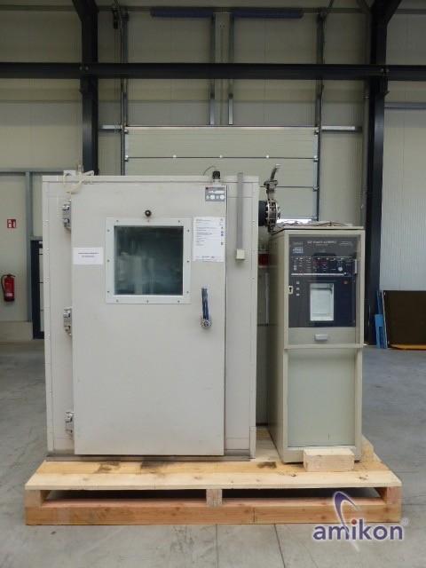 HS-Simulatoren Klimaprüfschrank HS 4 K 40 -40°C....+180°C  Hover
