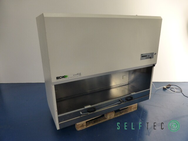 BDK mikrobiologische Sicherheitswerkbank S 1800 – Bild 1