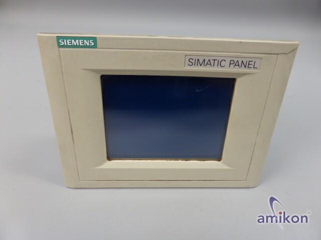 Siemens Simatic S7 Touchpanel 6AV6545-0BA15-2AX0 mit leichten beschädigungen !  Hover