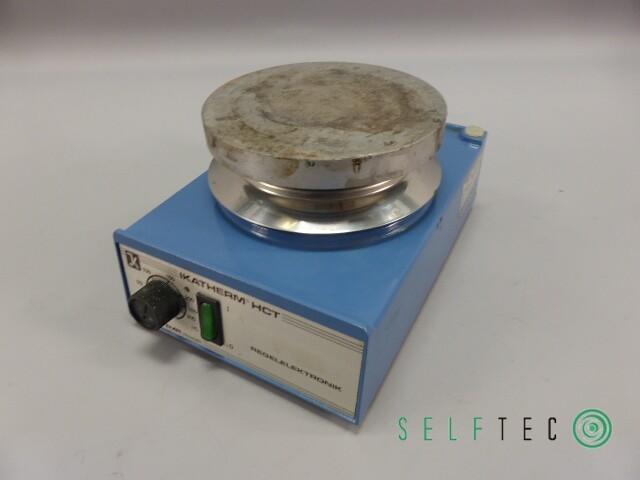 IKA Heizplatte IKATHERM HCT 600 W 300°C – Bild 1