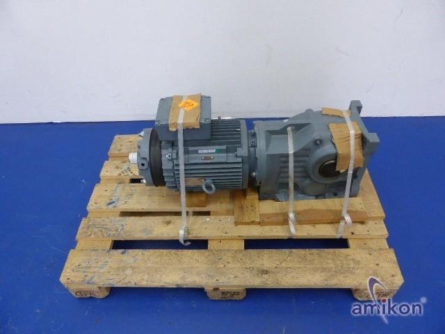 SEW Eurodrive Getriebemotor KA87BDV132M8/2/BM/HR/TF/V