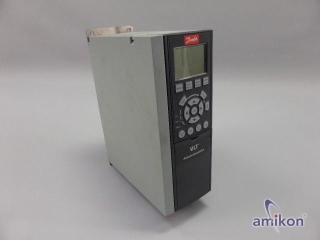Danfoss VLT FC-302P1K5T5E20H1XG Frequenzumrichter 131B0037 mit Controlpanel