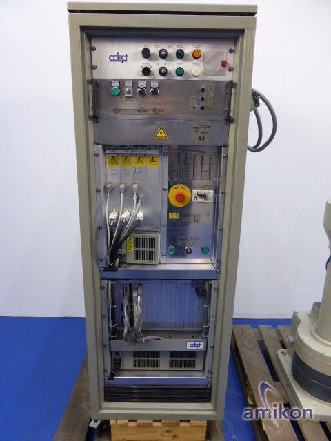 Adept AdeptOne-MV 843 inkl. Steuerung IBM Turbo vixen Tester & Bedienpanel  Hover