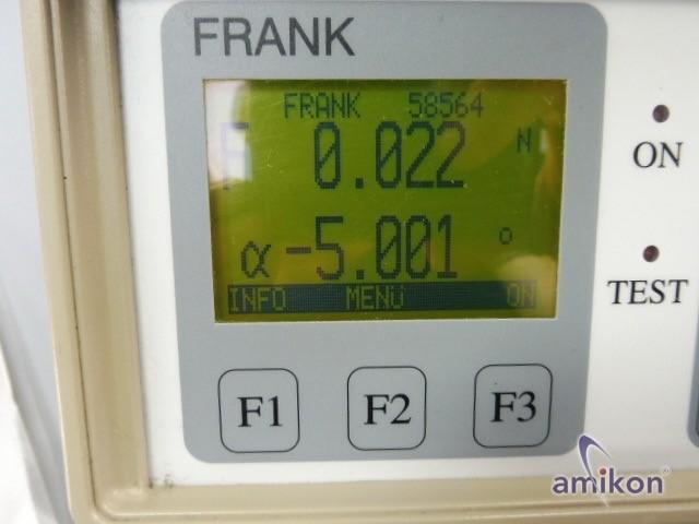 Frank Biegesteifigkeitsprüfgerät 58564  Hover