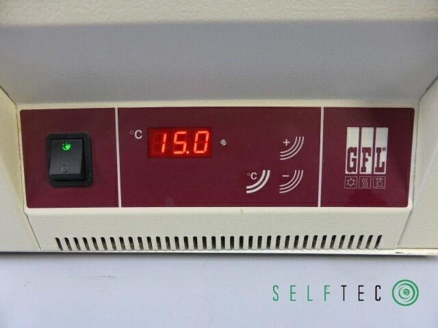 GFL Gesellschaft für Labortechnik Wasserbad 14 Liter Typ 1013 – Bild 2