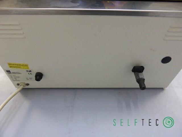 GFL Gesellschaft für Labortechnik Wasserbad 14 Liter Typ 1013 – Bild 4