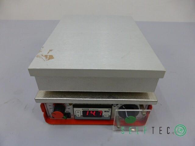 Harry Gestigkeit GmbH LHG Heizplatte Präzitherm PZ28-1T 20-99°C – Bild 1