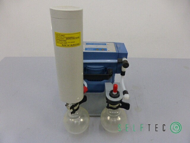 Vacuubrand Membran-Vakuumpumpe MZ 2C 1,7m³/h – Bild 1