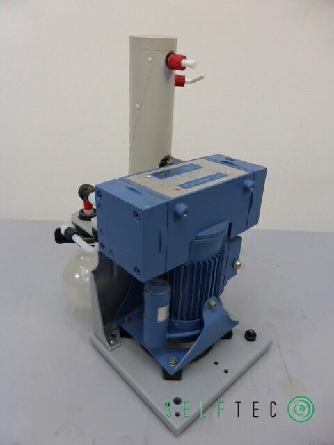 Vacuubrand Membran-Vakuumpumpe MZ 2C 1,7m³/h – Bild 5