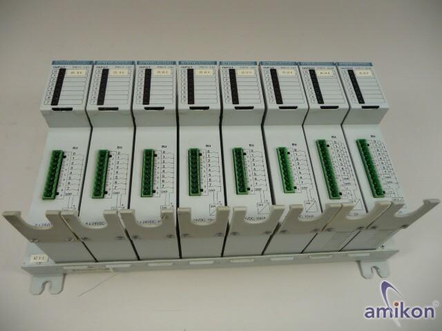 Indramat RECO-E00-01 Rack für 8 Module