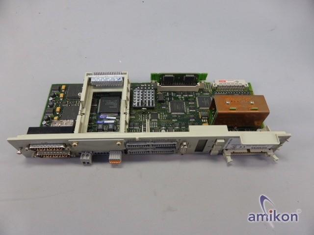 Siemens Simodrive 611 Regelungseinschub 6SN1118-0NH01-0AA0 Version: A  Hover