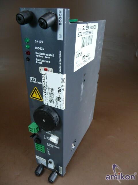 Bosch Netzteil Power Supply NT1 1070071376-REP-S