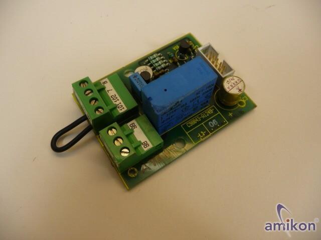 Siemens Simoreg Spindle Board C98043-A1249-L1-06