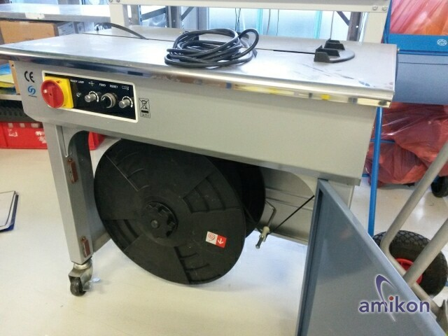 halbautomatische Umreifungsmaschine TP-501