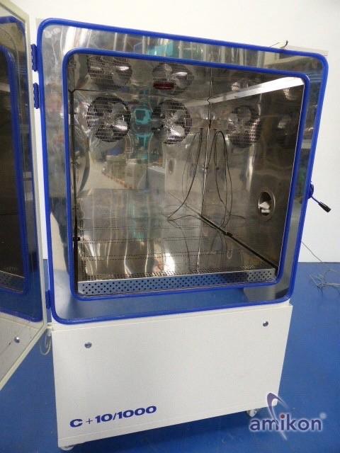 CTS Klimaprüfschrank C+10/1000/S 1000 Liter +10...+95°C  Hover