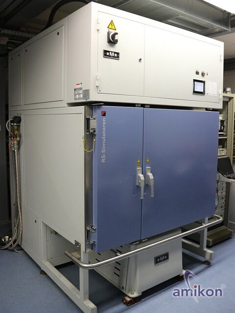 RS-Simulatoren Temperaturkammer TS1000/70-10K -70°C bis +180°C ...
