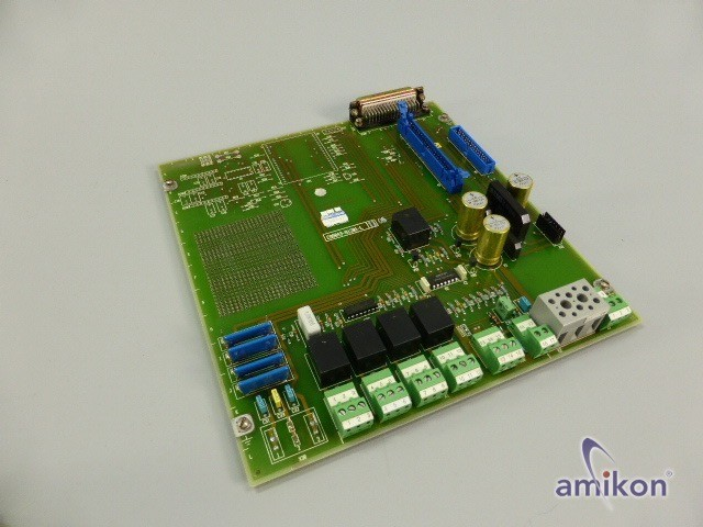 Siemens Simoreg Spindle Board C98043-A1201-L11-06
