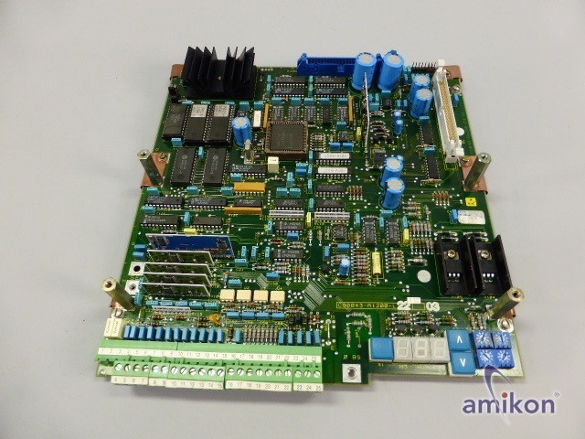 Siemens Simoreg Spindle Board C98040-A1200-P4-01-Z186  Hover