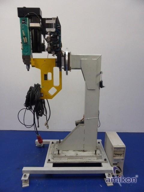 TOX Pressotechnik Toxi Presse TOX-Clinch-Einheit TZ mit EPMR-Antrieb