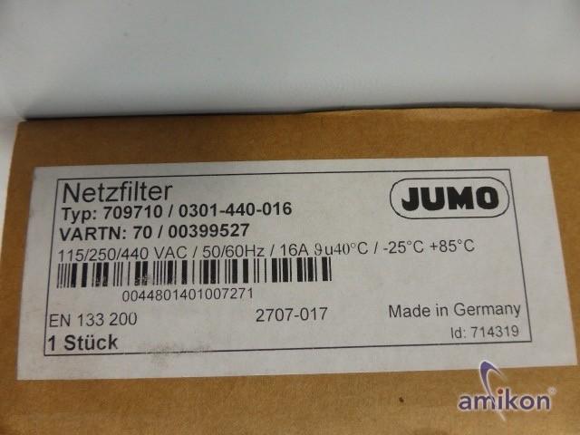 Jumo Netzfilter 709710/0301-440-016 neu !  Hover