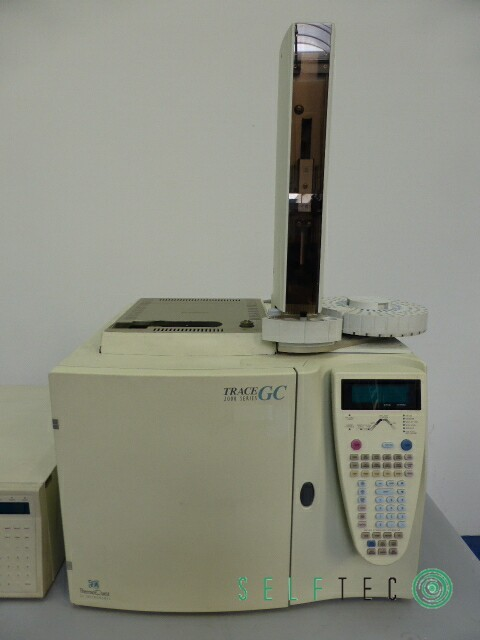 Thermo Quest Gas-Chromatograph Trace GC 2000 mit Autosampler HP 1050 – Bild 2