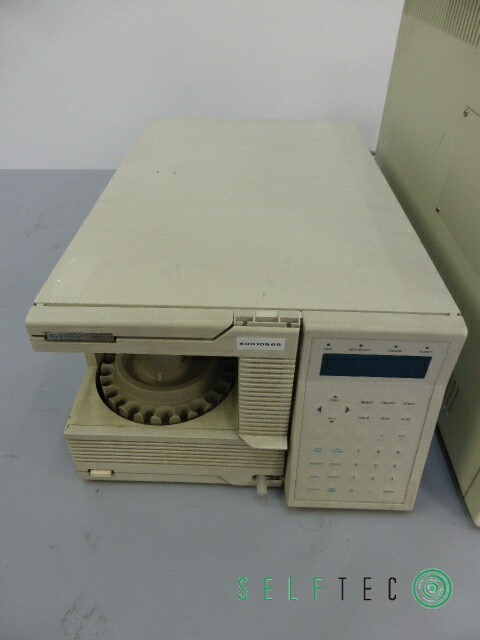 Thermo Quest Gas-Chromatograph Trace GC 2000 mit Autosampler HP 1050 – Bild 10