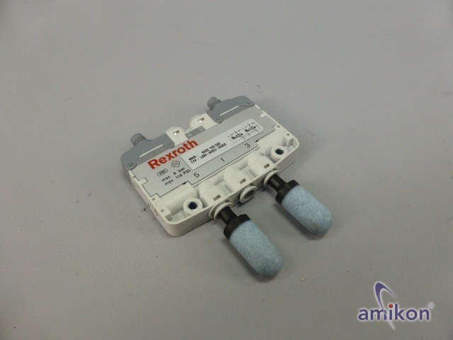 Rexroth Aventics Pneumatisches Wegeventil LS04-3/2CC-024DC