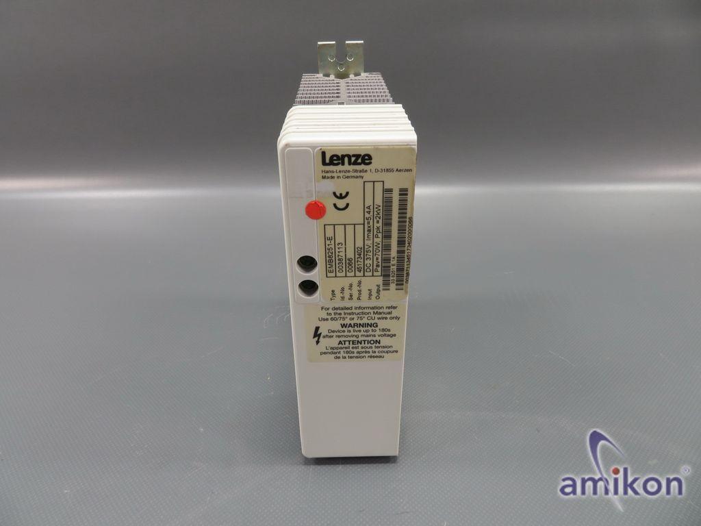 Lenze Bremseinheit EMB8251-E  Hover