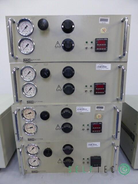 Set M&C Brennluftaufbereitung BA BA-P/4 Kohlenwasserstoffmessung Nullgasgenerator – Bild 1