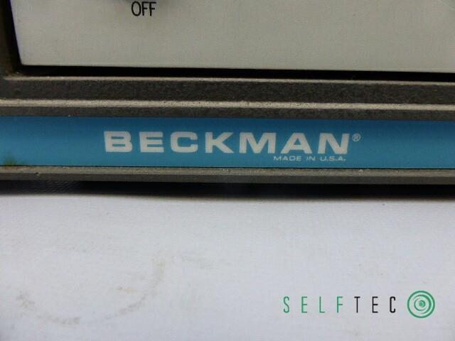 Beckman Model 952A NO/NO2/NOx Analyzer Analysator – Bild 3