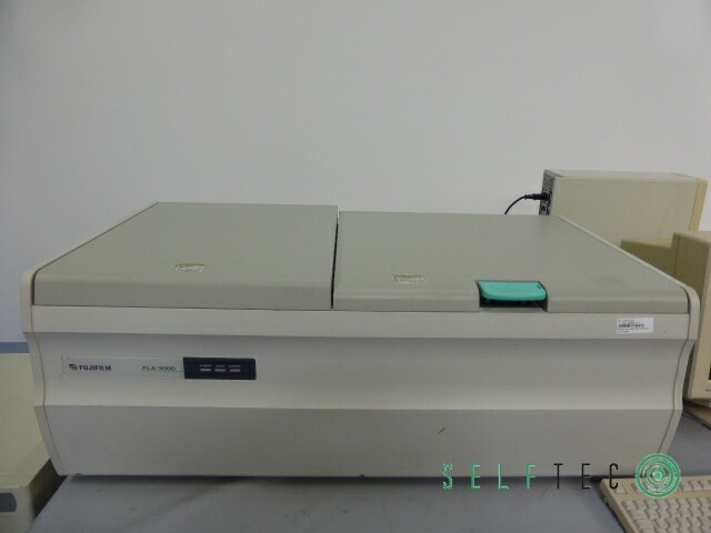 Fujifilm FLA-3000 Fluorescence Laser Imaging Scanner BAS 1000 Bio Image System – Bild 2