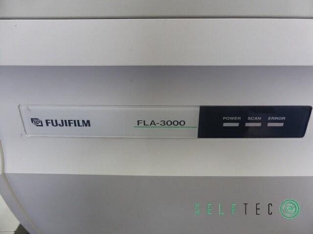 Fujifilm FLA-3000 Fluorescence Laser Imaging Scanner BAS 1000 Bio Image System – Bild 4