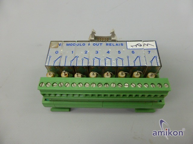 SCM Controll Modul CNI Modulo 8 Output Relais  Hover