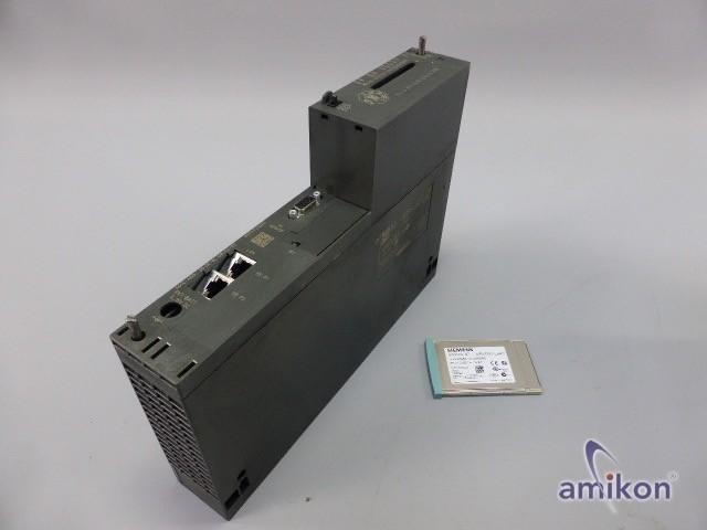 Siemens Simatic S7 Zentralbaugruppe 6ES7416-3FR05-0AB0 FS: 06 FW: V5.3.1  Hover