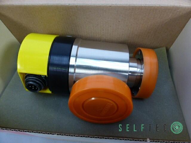 Balzers Eckventil Vakuum-Ventil EVA 035 PC – Bild 2