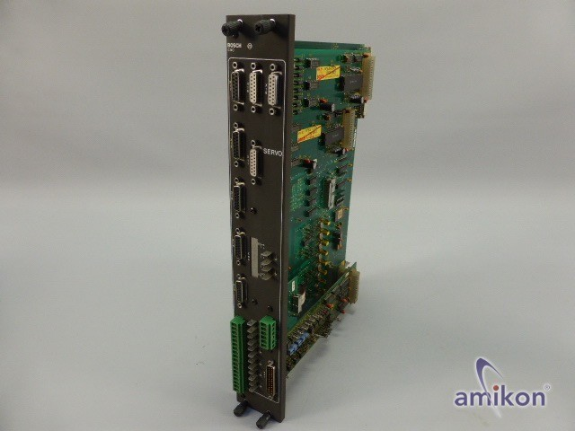 Bosch CNC Servo Intervace Board 048678-103401 047928-203401