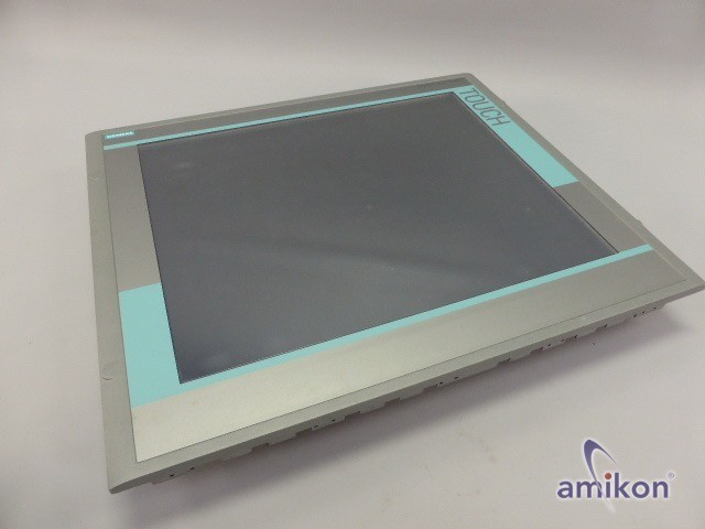 "Siemens Simatic Flat Panel 19"" Touch 6AV7861-3TB00-1AA0"