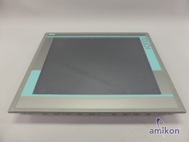 "Siemens Simatic Flat Panel 19"" Touch 6AV7861-3TB00-1AA0  Hover"