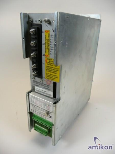 Indramat A.C Servo Controller TDM 1.2-50-300W1 TDM 1.2-50-300-W1  Hover