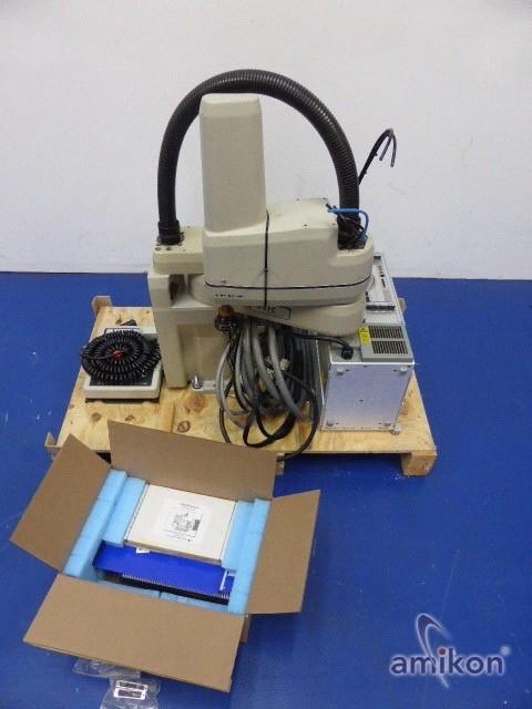 Adept Technology Cobra 600 Industrieroboter inkl. Steuerung & Bedienpanel Top !  Hover