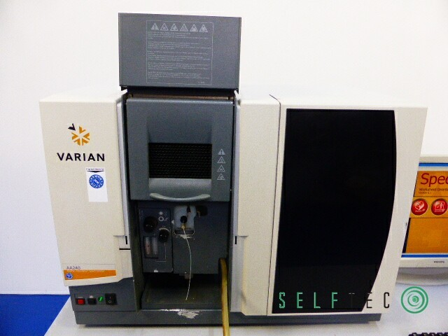 Varian Atomic Absporption Spectrometer AA240 Atomabsorptionsspektrometer – Bild 2