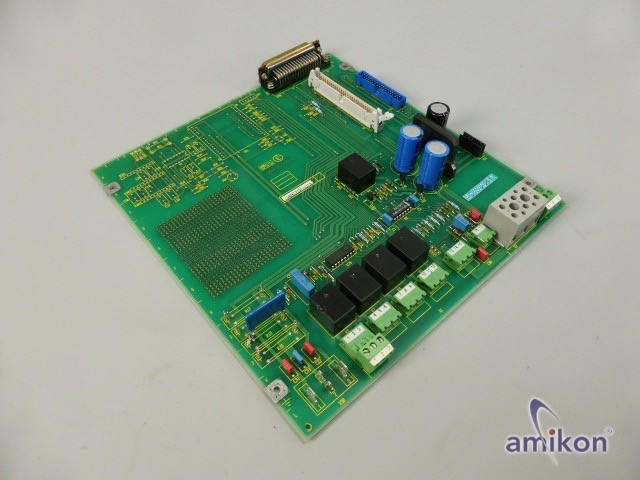 Siemens Simoreg Spindle Board C98043-A1201-L11-5