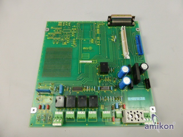 Siemens Simoreg Spindle Board C98043-A1201-L11-5  Hover