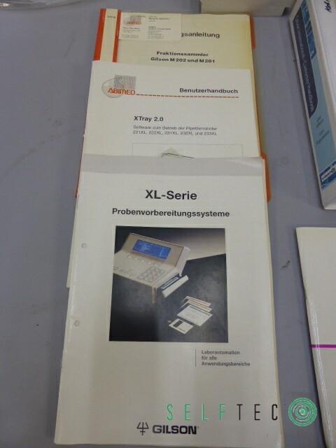 Gilson Probenvorbereitungssystem XL-Serie 806 305 231 402 811D 306 206 – Bild 19