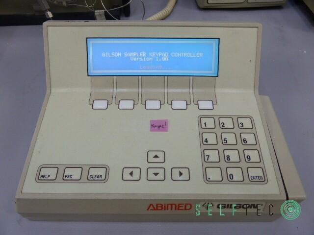 Gilson ABIMED Probenvorbereitungssystem XL 201 811C 402 806 306 305 231 – Bild 14