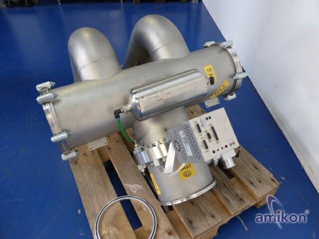 MKS Instruments Intelligentes Auspuff-Drosselventil T3BIA-29091