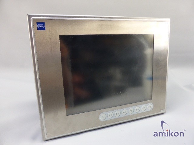 "Stahl HMI Systems Panel 15"" (1024 x 768) MT-436-TX Rev.HW.: 2.04.23"