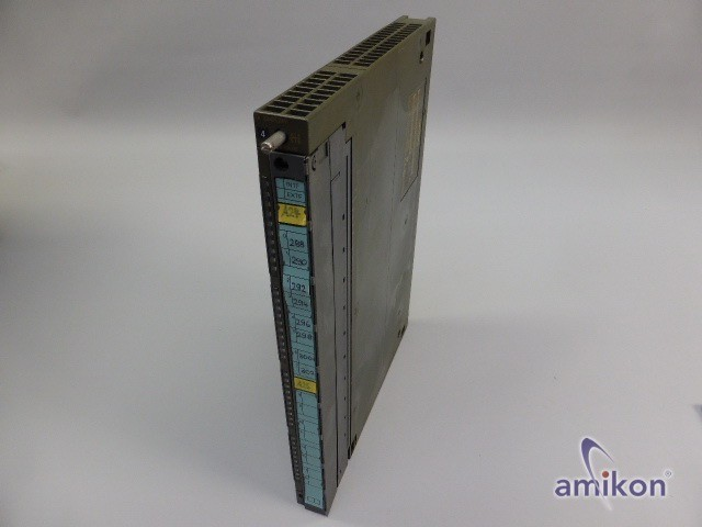 Siemens Simatic S7 Digitaleingabe 6ES7421-1BL00-0AA0 E-Stand: 3